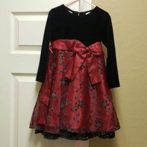 Girls Holiday Dress size 4T